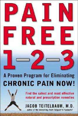 Pain Free 1-2-3 By Teitelbaum, Jacob