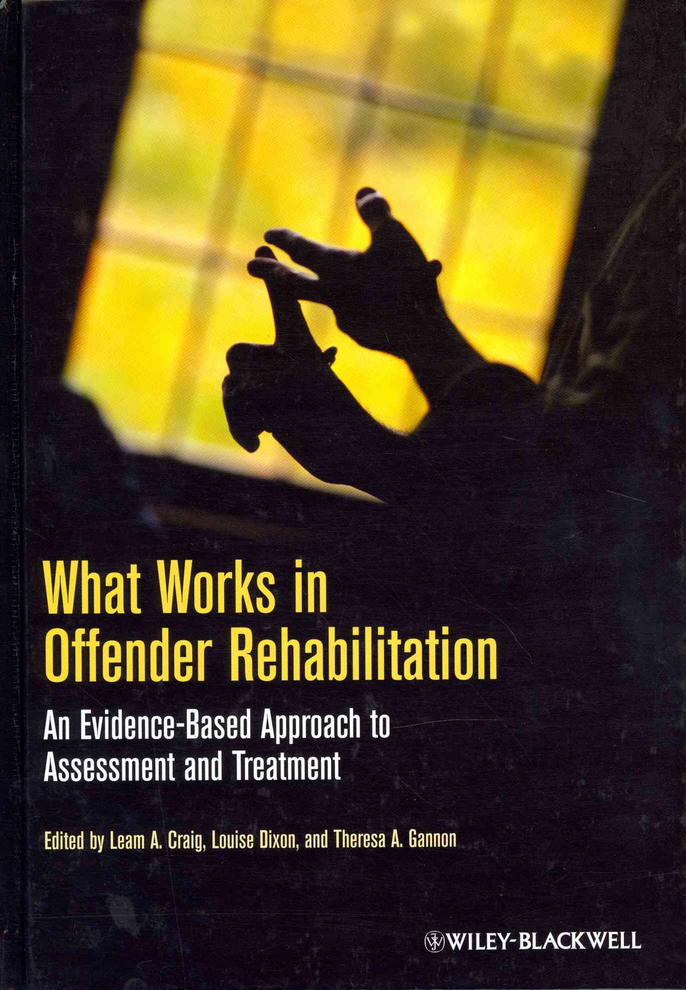 What Works in Offender Rehabilitation By Craig, Leam A.